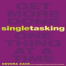 Singletasking cover image