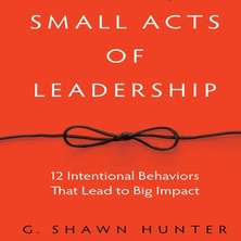 Small Acts of Leadership cover image
