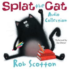 Splat the Cat Audio Collection cover image
