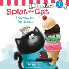 Splat the Cat: I Scream for Ice Cream cover image