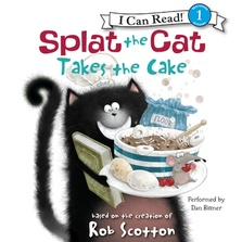 Splat the Cat Takes the Cake cover image