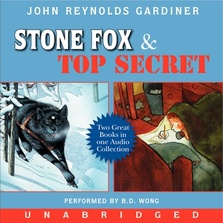Stone Fox and Top Secret cover image