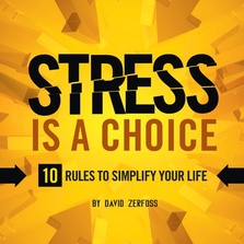 Stress is a Choice cover image