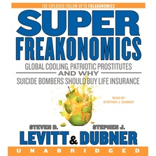 SuperFreakonomics cover image