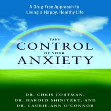 Take Control of Your Anxiety cover image