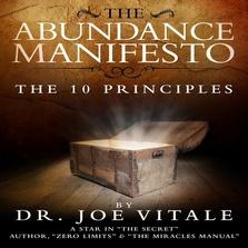 The Abundance Manifesto cover image