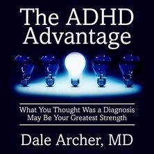 The ADHD Advantage cover image