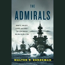 The Admirals cover image