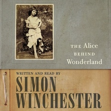 The Alice Behind Wonderland cover image