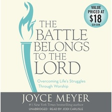 The Battle Belongs to the Lord cover image