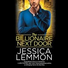 The Billionaire Next Door cover image