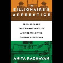 The Billionaire's Apprentice cover image