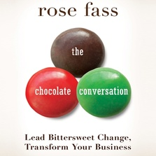 The Chocolate Conversation cover image
