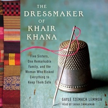 The Dressmaker of Khair Khana cover image