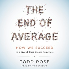 The End of Average cover image
