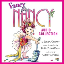 The Fancy Nancy Audio Collection cover image
