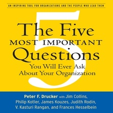The Five Most Important Questions cover image