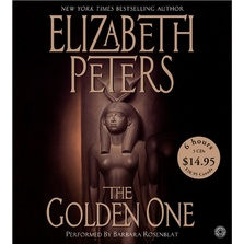 The Golden One cover image