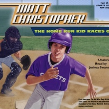 The Home Run Kid Races On cover image