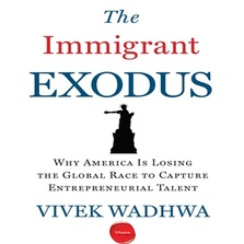 The Immigrant Exodus cover image