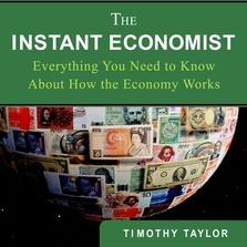 The Instant Economist cover image