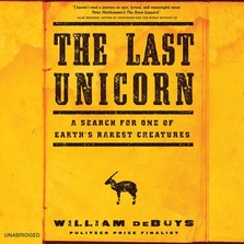 The Last Unicorn cover image