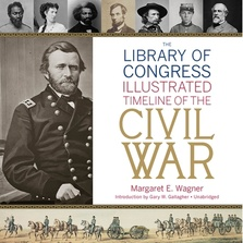 The Library of Congress Timeline of the Civil War cover image
