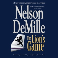 The Lion's Game cover image