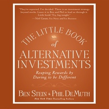 The Little Book of Alternative Investments cover image
