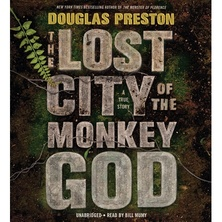 The Lost City of the Monkey God cover image