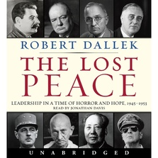 The Lost Peace cover image