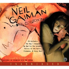 The Neil Gaiman Audio Collection cover image