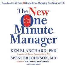 The New One Minute Manager cover image
