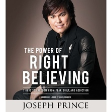 The Power of Right Believing cover image