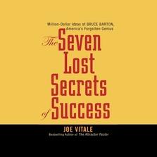 The Seven Lost Secrets of Success cover image
