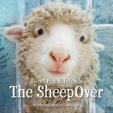 The SheepOver cover image