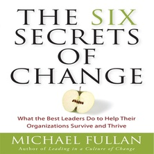 The Six Secrets of Change cover image