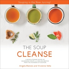 THE SOUP CLEANSE cover image