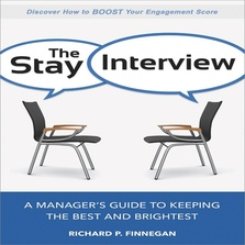 The Stay Interview cover image