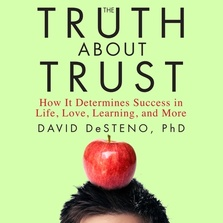The Truth About Trust cover image