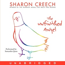 The Unfinished Angel cover image