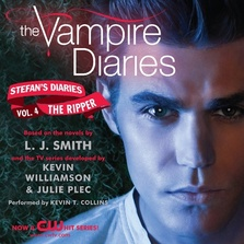 The Vampire Diaries: Stefan's Diaries #4: The Ripper cover image