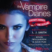 The Vampire Diaries: Stefan's Diaries #5: The Asylum cover image