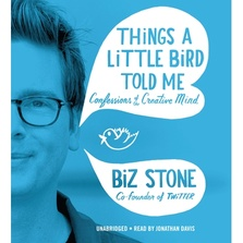 Things a Little Bird Told Me cover image