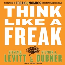 Think Like a Freak cover image