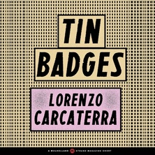 Tin Badges