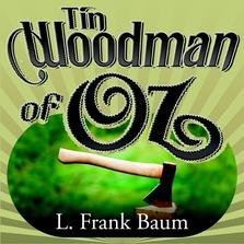 Tin Woodman of Oz cover image