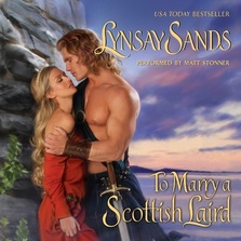 To Marry a Scottish Laird cover image