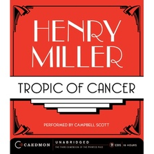 Tropic of Cancer cover image