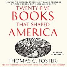 Twenty-five Books That Shaped America cover image